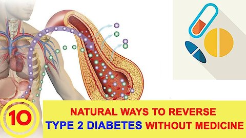10 Natural Ways to Reverse Type 2 Diabetes Without Medicine