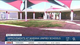 Marana Unified School District improvements continue thanks 2014 voter-approved bond