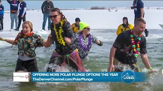 2021 Polar Plunge = Cold For A Cause! // Special Olympics Colorado