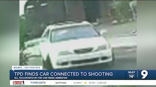 Police find car sought in deadly shooting on Waverly Street