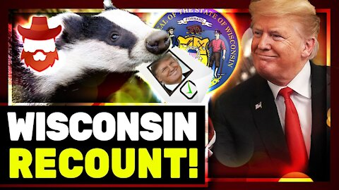 Wisconsin Recount Ordered By Donald Trump! Will Begin Today