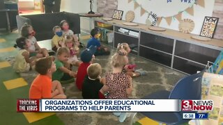 Organization's offer educational programs for working parents