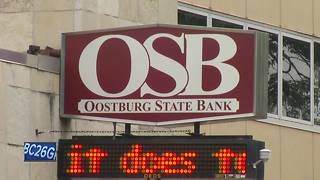 Man wanted in Oostburg bank robbery arrested in Marinette - Video