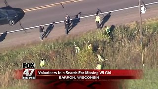 Sheriff: 100 volunteers needed to help in search for missing Wisconsin teen