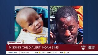 Florida missing child alert issued for Jacksonville 9-month-old