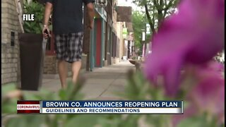 Brown County reopening plan