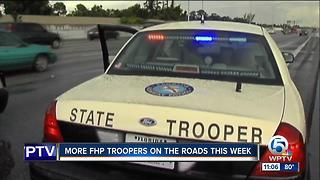 Florida among 5 states launching traffic crackdown - Video