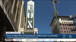 Fox Theatre expecting 1.5 million dollar loss in revenue