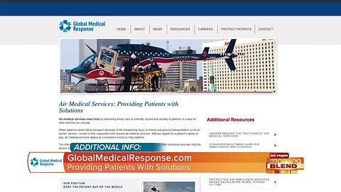 New Legislation Could Effect Air Medical Services