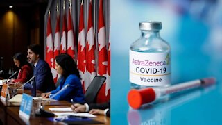 Here's When Canada Will Get Doses Of The Newly Approved AstraZeneca Vaccine