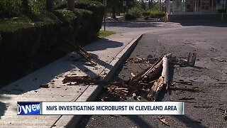 Cleveland Heights experienced microburst during Friday's storm