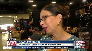 Two-day Bakersfield Collector Con held at Rabobank Arena