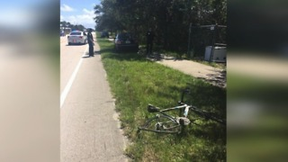 911 calls reveal reckless driver's actions before hitting bicyclist in Martin County - Video