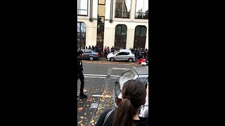 Cars Overturned in Orleans as Student Protests Continue for Second Day - Video