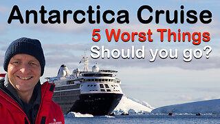 5 worst things about going to Antarctica