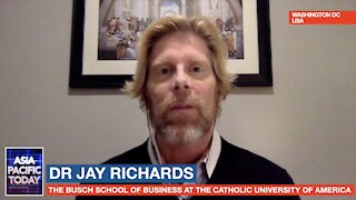 ASIA PACIFIC TODAY. Dr Jay Richards & Covid, Lockdowns & China.