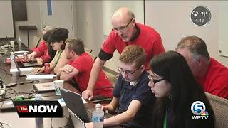 FAU program helps students with autism find jobs