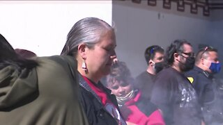Oneida Nation hosts healing ceremony after shooting