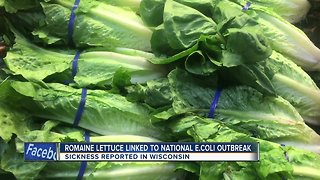 Health officials warn E. coli outbreak linked to romaine lettuce