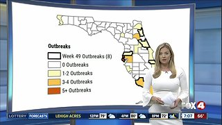 Flu outbreaks increase nationwide, widespread activity in some states - Video