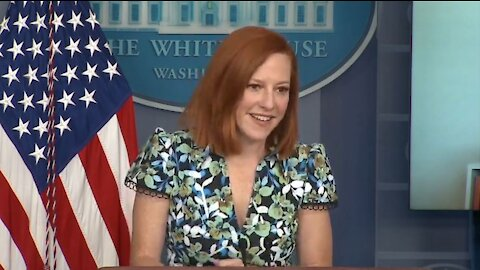 Jen Psaki AGREES with Ambassador Who Trashed United States as Racist