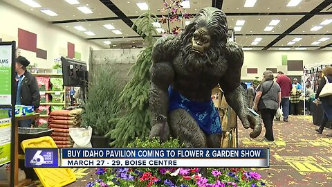 Buy Idaho Pavilion coming to Flower and Garden Show