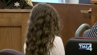 Slender Man suspect Anissa Weier describes stabbing - Video