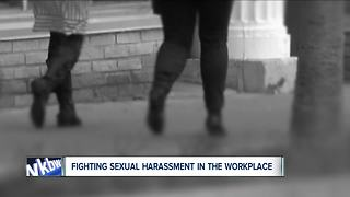 Organization is fighting sexual harassment in the workplace