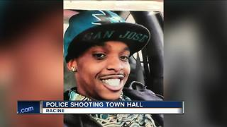 Residents frustrated after deadly Racine police shooting - Video