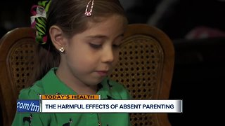 Absent Parenting: Harm lingers for years