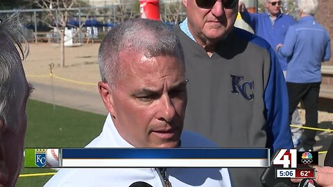 Royals GM Dayton Moore says this year's team has 'something to prove'