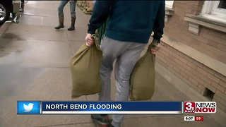 Flooding impacts North Bend