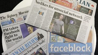 Facebook Blocks Australians From Seeing, Sharing News