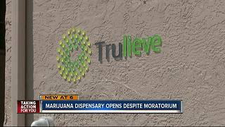 Medical marijuana dispensary opens in Bradenton