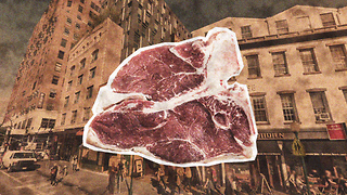 Can the NYC Steakhouse Survive? - Video