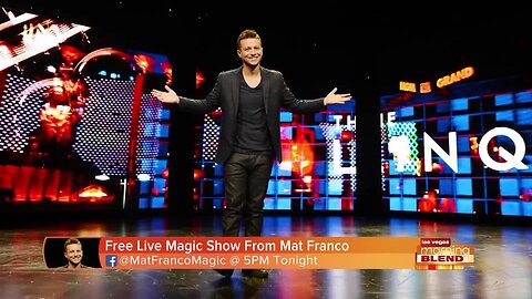 Mat Franco Brings The Magic To Your Home