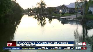 Bonita Springs community still dealing with flooding - Video