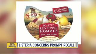 Yorgo's Foods, Trader Joe's Greek food products recalled due to Listeria