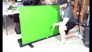 Green Screen for Videos obs twitch streaming ~ elgato