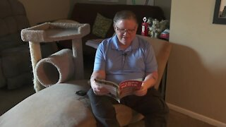 Author with Aspergers is inspiring others with his books and message