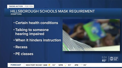 Masks will be required for students, teachers in new school year, Hillsborough superintendent says