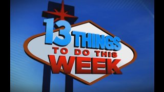 13 Things To Do This Week In Las Vegas For Nov. 9-15 - Video