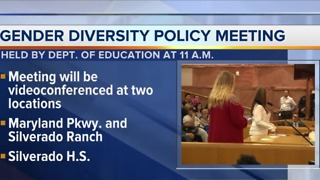 State to hold gender diversity meeting today