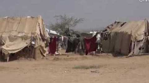 UNHCR Builds Shelters for Thousands of Yemenis Displaced by War