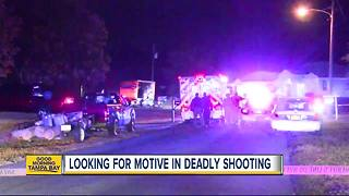 Hernando deputies investigating deadly shooting in Spring Hill - Video