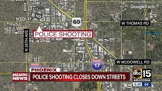 Suspect in critical condition after carjacking, officer-involved shooting