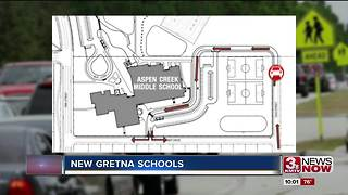 Two new schools opening in Gretna - Video