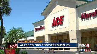 Where to find relief supplies - Video