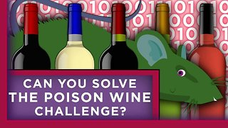 Can You Solve the Poison Wine Challenge?