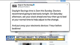 Tips to deal with Daylight Saving Time